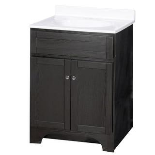 "Foremost COT2418 Columbia Bathroom Vanity 24"""