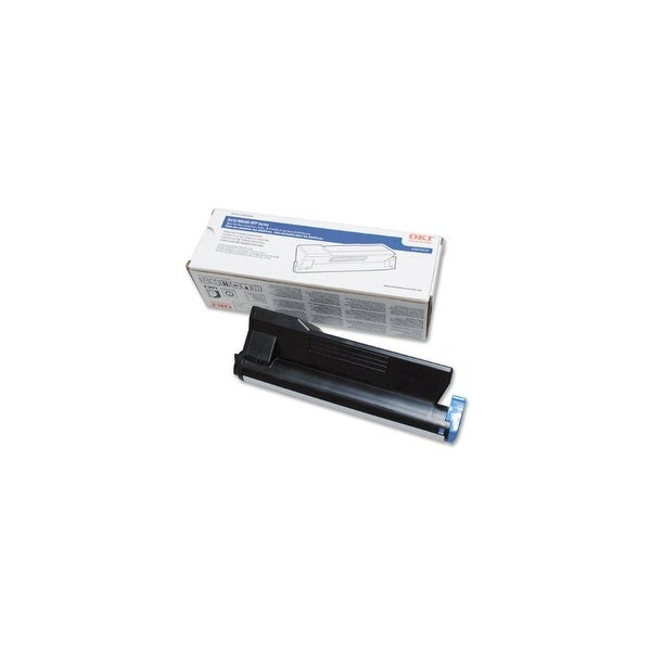 OKI Toner Cartridge - Black Toner Cartridge