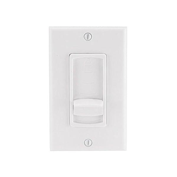Monoprice Speaker Volume Controller RMS 75W (Slide Type) - White