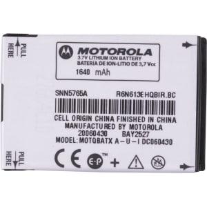 OEM Motorola KRZR A455 W385 W766 Extended Battery BT91 SNN5765A