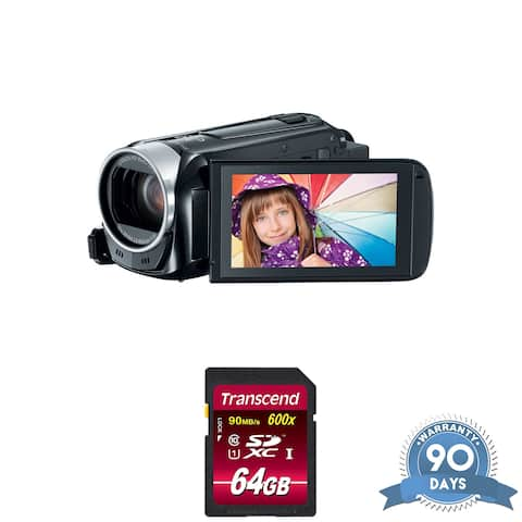 Canon 8GB VIXIA HF R40 Full HD Camcorder - with Memory Card -
