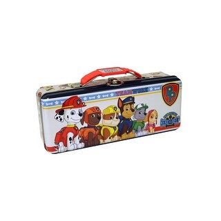 Paw Patrol Carry All Tin Tote