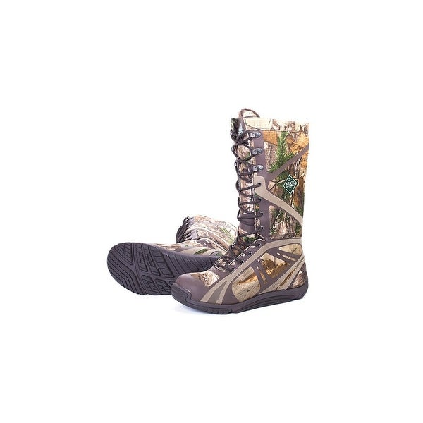 Muck Boots Realtree Men's Pursuit Shadow Tall Boot - Size 15