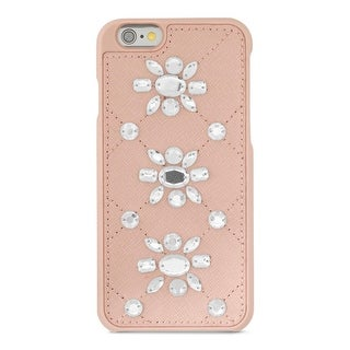 Michael Kors Womens Cell Phone Case Saffanio Embellished