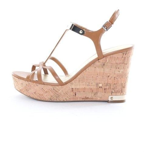 Marc Fisher Womens HANNAH Open Toe Casual Platform Sandals - 9.5