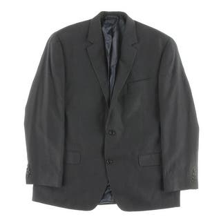 Andrew Fezza Mens Two-Button Suit Jacket Textured Houndstooth - 44R https://ak1.ostkcdn.com/images/products/is/images/direct/3557267ea9a7de6989c1d0eb25f5bd840b7f10ba/Andrew-Fezza-Mens-Two-Button-Suit-Jacket-Textured-Houndstooth.jpg?impolicy=medium