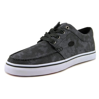 Lugz Burke   Round Toe Leather  Sneakers
