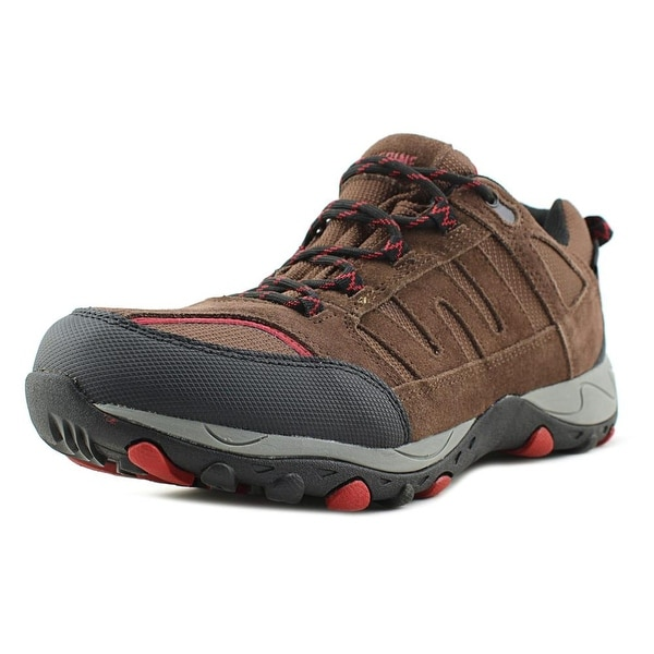 Wolverine Grayling Men Round Toe Synthetic Brown Hiking Shoe