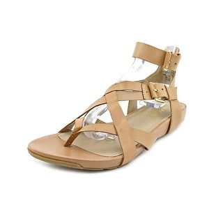 Kenneth Cole Reaction Park Bench 2 Open Toe Leather Gladiator Sandal