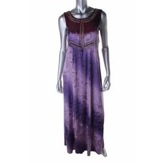 Free People Womens Velvet Sleeveless Casual Dress - XS