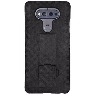 Verizon Rubberized Kickstand Shell Holster Combo for LG V20