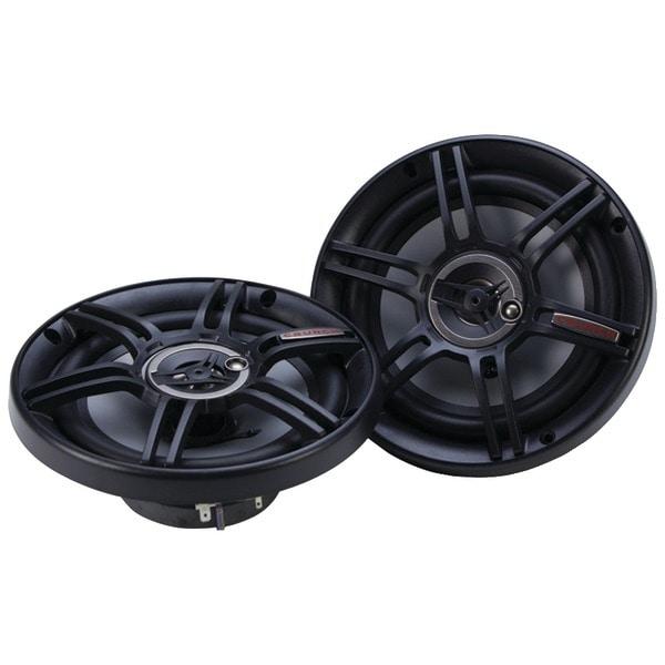 "Crunch Cs653 Cs Series Speakers (6.5"", 3 Way, 300 Watts)"
