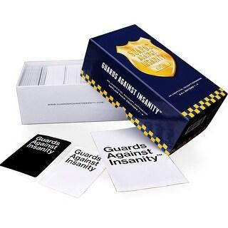 Guards Against Insanity: Asylum Park Card Game (Editions 1-4) - Multi
