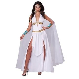 Womens Glorious Goddess Halloween Costume