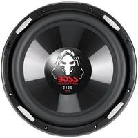 "BOSS AUDIO P106DVC Phantom Series Dual Voice-Coil Subwoofer (10"")"
