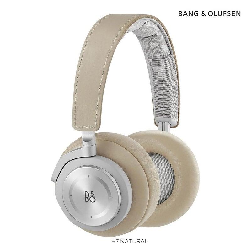 B&O PLAY by Bang & Olufsen Beoplay H7 Wireless Over-Ear Headphones - Thumbnail 4