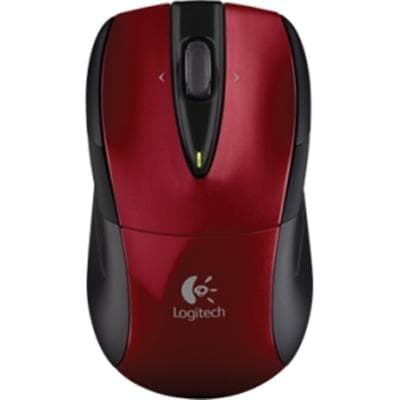 Logitech 910-002697 Wireless Mouse M525 - Red/Black