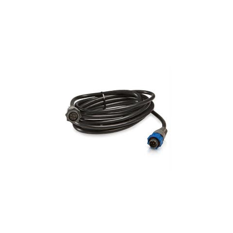 Lowrance 99-94 Transducer Extension Cable Blue for LCX LMS Series New XT-20
