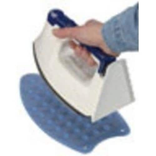 "Household Essentials 3131 Iron Rest Pad, 11"" x 5.75"" x 0.25"", Silicone"