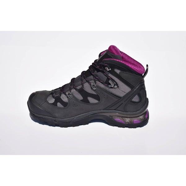 ead27ac27d5f58 Shop Salomon Comet 3D Lady GTX Shoe - Pewter - Free Shipping Today -  Overstock.com - 15024083