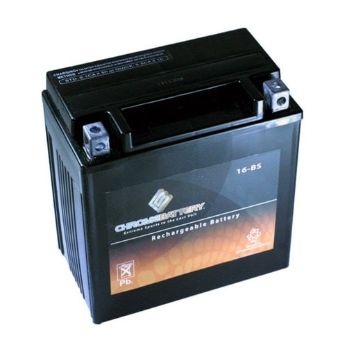 Shop Ytx16 Bs Motorcycle Battery For Triumph Tiger 800 Year 11 16