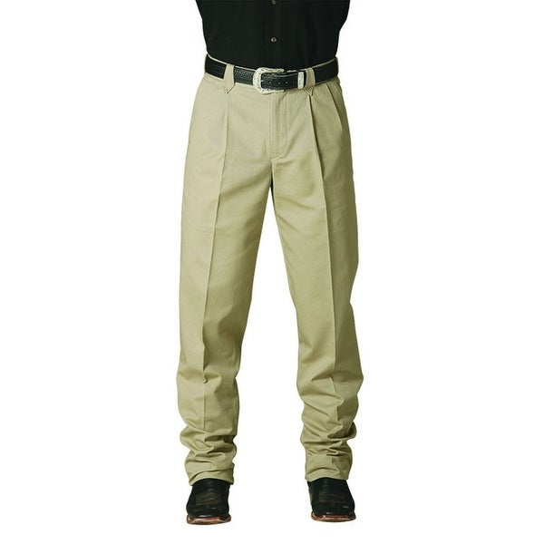 Miller Ranch Western Slacks Pants Mens The Rancher Khaki