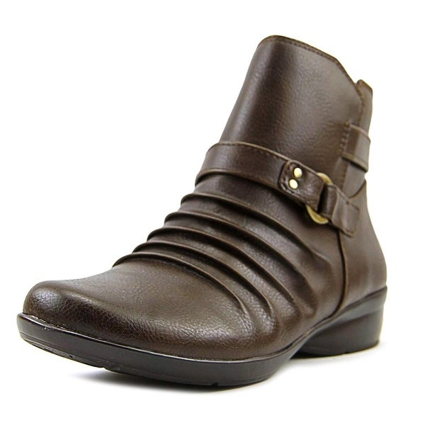 NaturalSoul by Naturalizer Coltrane Women Brown Boots