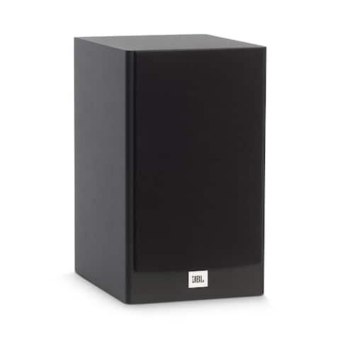 JBL Stage A130-BLK Black Bookshelf Loudspeakers - Pair
