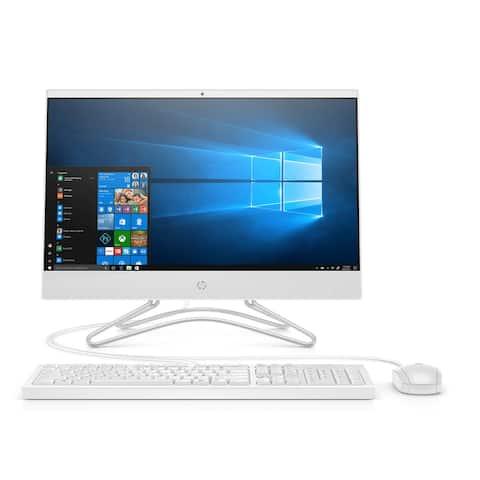 """HP 24"""" All-in-One Computer Athlon 3050U 8GB 256GB Win 10(Refurbished)"""