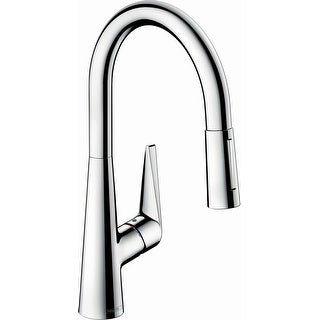 Hansgrohe 72813  Talis S 1.75 GPM Single Hole Kitchen Faucet w/ Toggle Spray Diverter