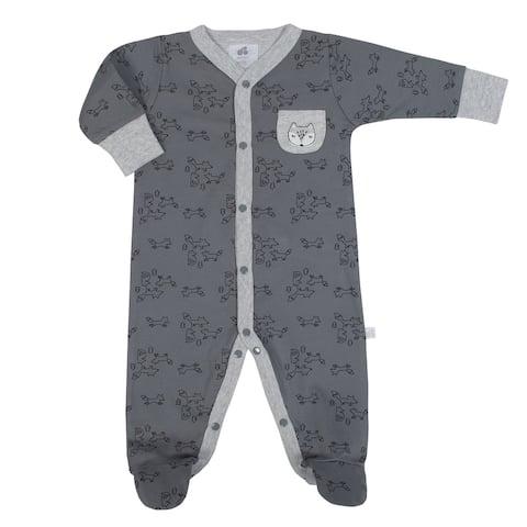 Baby Boy Just Born Fox Sleep N' Play