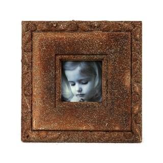 Privilege 66542 Photo Frame - Ceramic, 9 x 1.5 x 9 in.