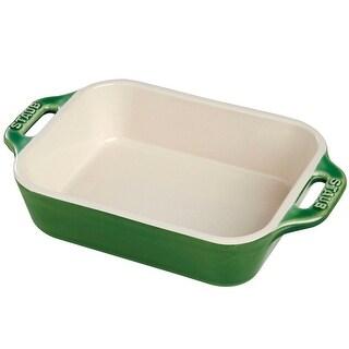 "Staub Ceramic 13"" x 9"" Rectangular Baking Dish"