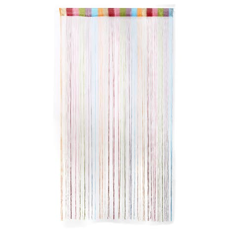"Rod Pocket Curtains Panel Drapes Decor 78.7""x39.4"""