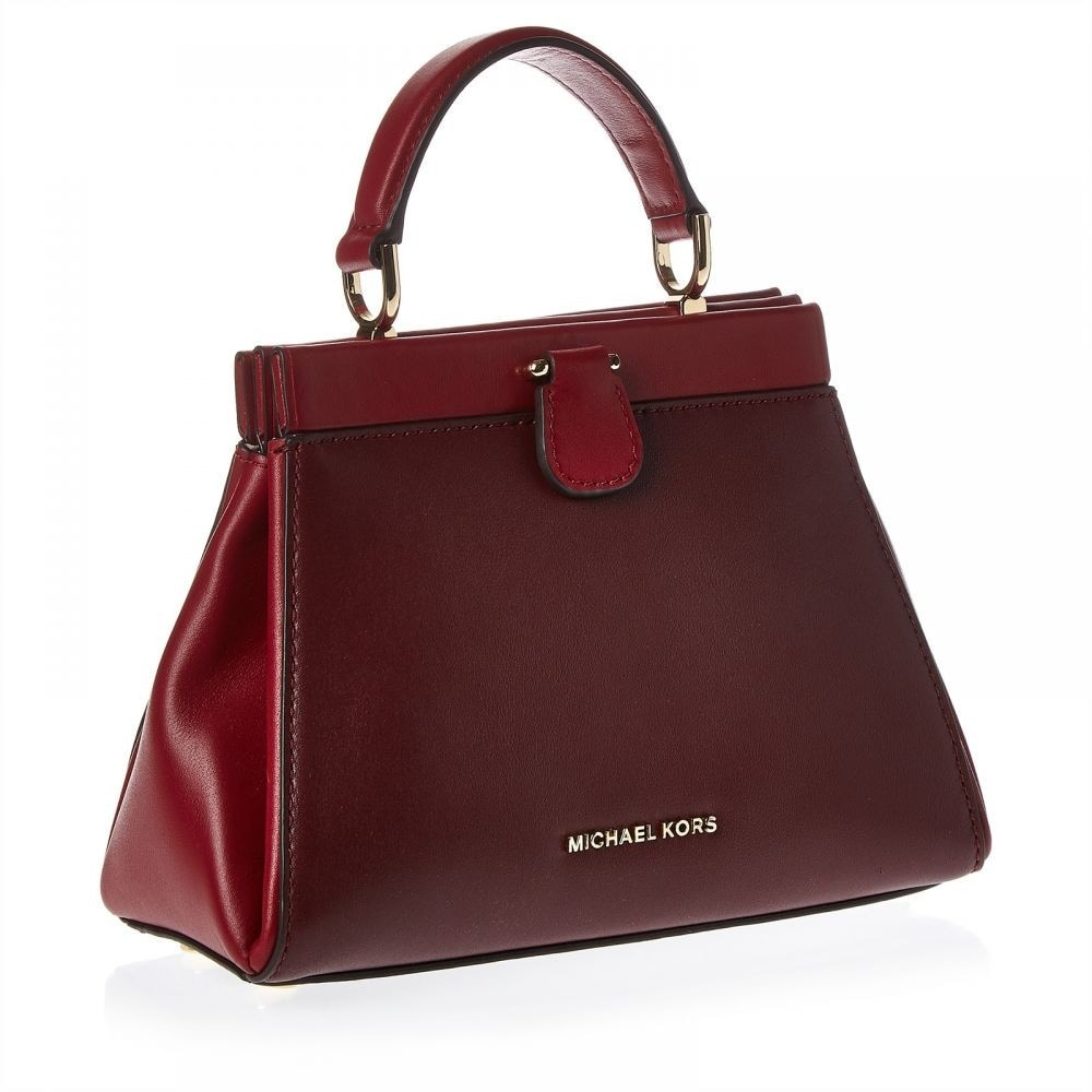 9ae7b60b7 Red Michael Kors Handbags | Shop our Best Clothing & Shoes Deals Online at  Overstock