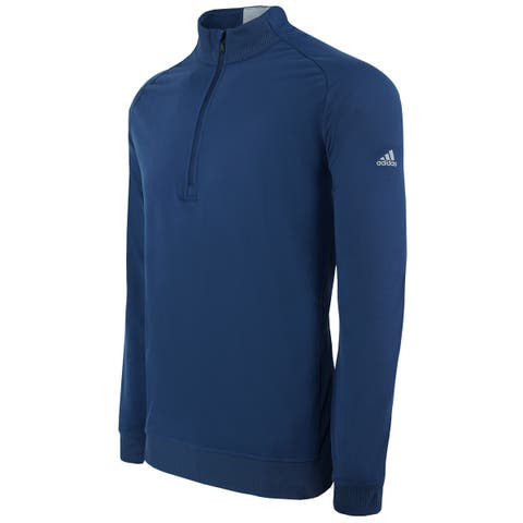 adidas Men's 1/4 Zip Club Pullover