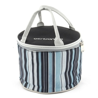 "Oxford Fabric 5.5"" x 8"" Handle Lunch Storage Cooler Bag"