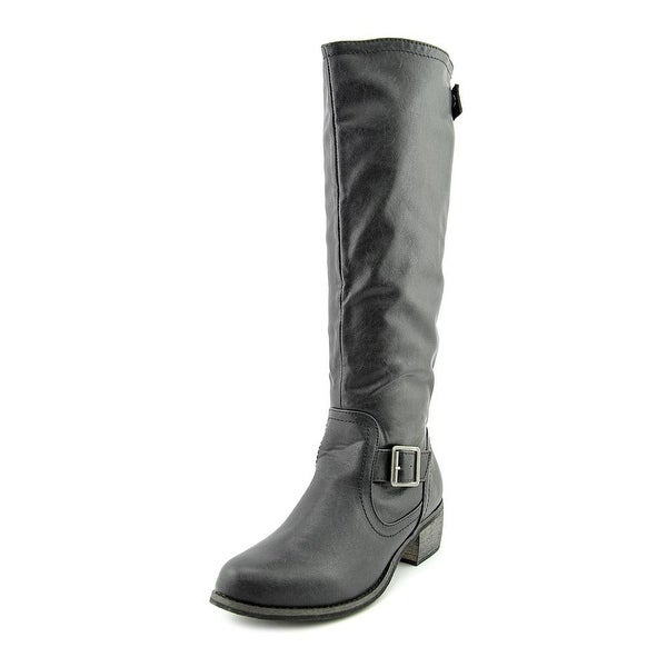 Rampage Sylvestra   Round Toe Synthetic  Knee High Boot