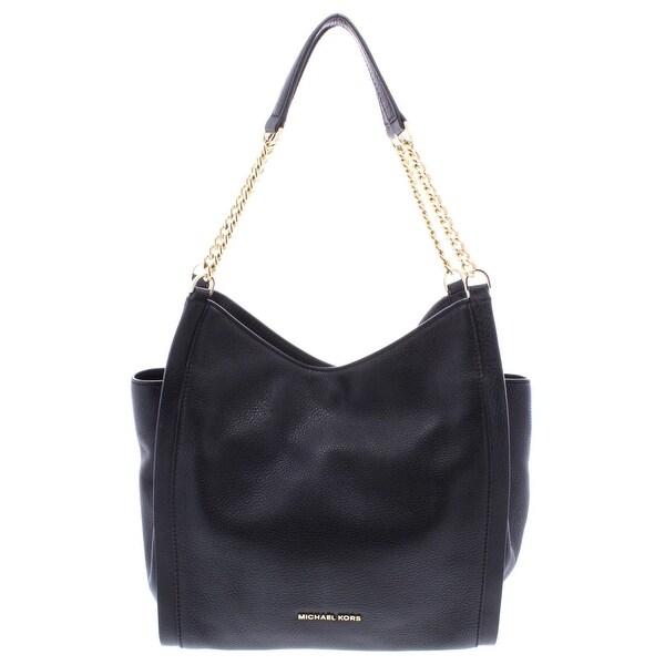0f9f0d0bc MICHAEL Michael Kors Womens Newbury Shoulder Handbag Leather Tote - LARGE