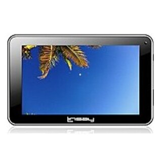 Linsay F-7HD4CORE Tablet PC - Cortex A9 1.3 GHz Quad-Core Processor - 1 GB DDR3 RAM - 8 GB Hard Drive - 7.0-inch Display - Andro