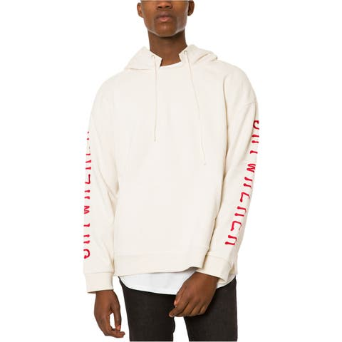 Jaywalker Mens Graphic-Print Hoodie Sweatshirt