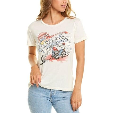 Chaser California Coastin' Recycled Vintage T-Shirt