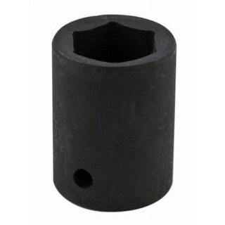 Master Mechanic 39012 6-Point Impact Metric Socket, 14 MM, Chrome Moly