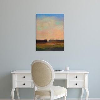 Easy Art Prints William McCarthy's 'Shifting Tide' Premium Canvas Art
