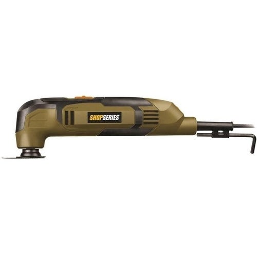 Shop Rockwell Ss5122 Shop Series Oscillating Tool 2 Amp