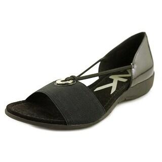 Anne Klein Sport Kameko Women  Open Toe Synthetic  Wedge Sandal