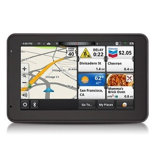 Magellan Smart GPS 5390 5-inch Touch Screen GPS w/ Lifetime Map & Traffic Updates