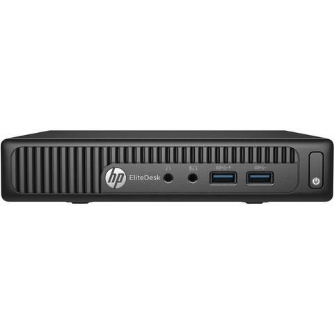 HP 705G3 Mini AMD A10 16GB 480GB SSD Win 10 Pro (Refurbished)