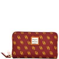 Dooney & Bourke Gretta Zip Around Phone Wristlet (Introduced by Dooney & Bourke at $108 in Jul 2014)