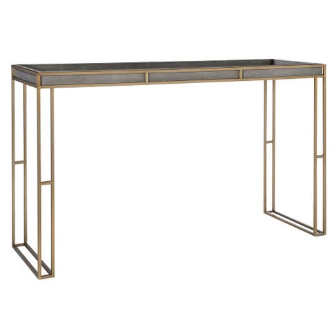 Uttermost Cardew Modern Console Table
